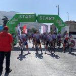 Участники Grand Prix Mount Erciyes почтили минутой молчания память Свешникова перед гонкой