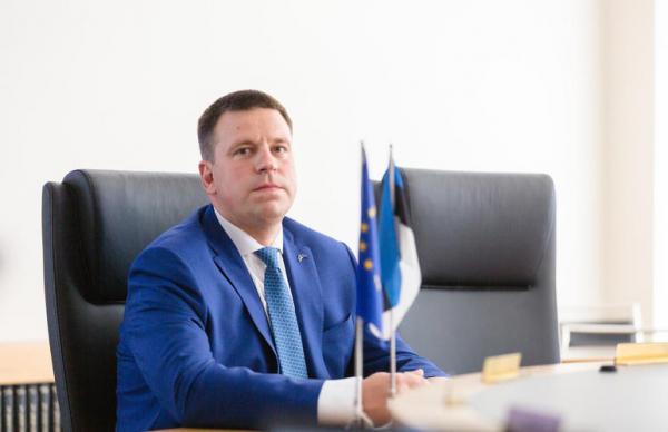 Премьер-министр Эстонии обратился к жителям с важной просьбой  (видео)