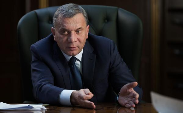 Борисов счел оправданным усиление роли государства в экономике