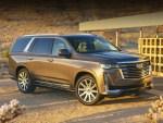 Cadillac привезет в Россию новые внедорожник, кроссовер и даже электромобиль