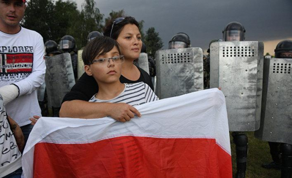 Haló noviny Чехия : Запад опять доказал, что умеет разваливать государства, но не строить их