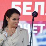 Тихановская обсудила с зампомощника госсекретаря США кризис в Белоруссии
