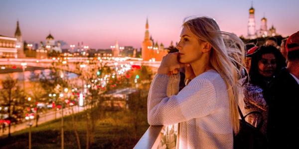 Видеоролики о Москве и России на английском языке появились на туристическом сайте