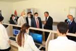 В Российско-Таджикском (Славянском) Университете открылся Центр информационных технологий