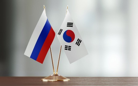Глава РФ: год взаимных обменов с Южной Кореей пройдет после эпидемии