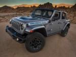 Jeep представил «экологичную» версию внедорожника Wrangler