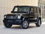 Новый Mercedes-Benz G-класса: он неплохо едет и с 2-литровым мотором