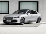 Первое знакомство с новейшим Mercedes-Benz S-класса