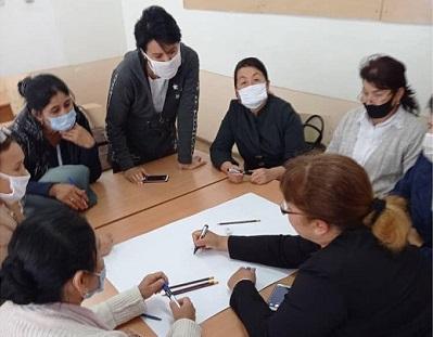 Педагогов узбекских школ с изучением русского языка повысили квалификацию
