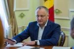 Игорь Додон выступил за возвращение российских каналов на телеэкраны Молдавии