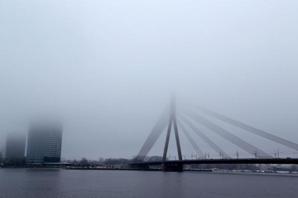 Россия испортила Латвии воздух, но все скоро наладится