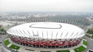 Главный стадион в Варшаве превратят в госпиталь для больных COVID-19
