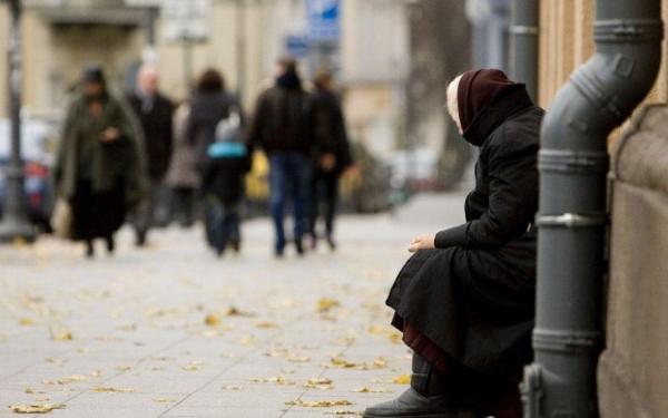 Литва вошла в число стран с самым высоким риском бедности в ЕС