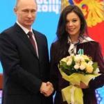 Фигуристка Елена Ильиных анонсировала признание в любви
