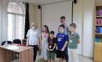 Победителей конкурса «Я люблю тебя, Россия» наградили в Вифлееме