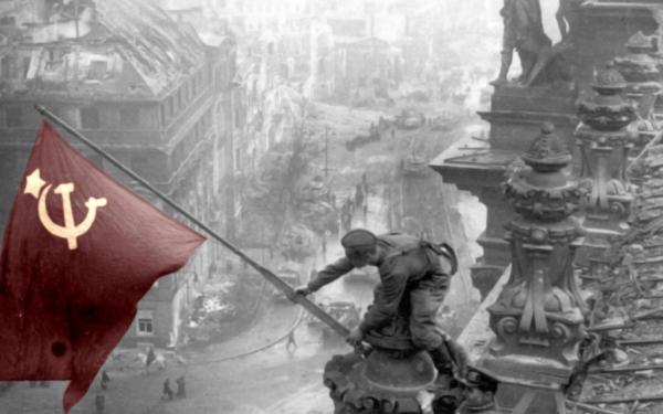 100 лет назад родился Мелитон Кантария, водрузивший Знамя Победы над Рейхстагом