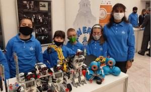 Во втором фестивале «От винта!» приняли участие юные изобретатели из Болгарии, России и Украины