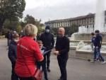 В Милане встретились участники конкурса каллиграфии