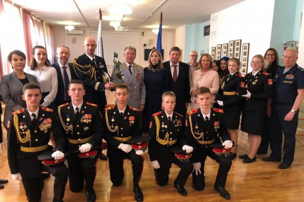Школьники из России и Франции встретились с ветеранами и потомками героев авиаполка «Нормандия — Неман»