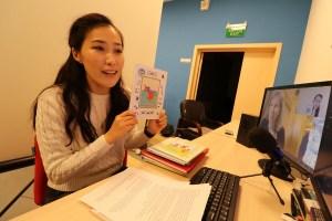 Книги на якутском языке переданы в международную библиотеку в Мюнхене