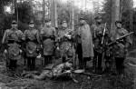 Латышские каратели после войны продолжили террор советских граждан в рядах «лесных братьев»