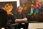 Выставка современного искусства «Глаз Ангела» открылась в Братиславе