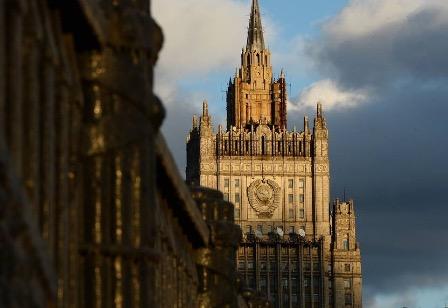 МИД РФ призвал обеспечить безопасность российских граждан в Киргизии