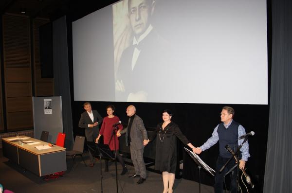 Вечер к 150-летию Ивана Бунина провели в Мюнхене