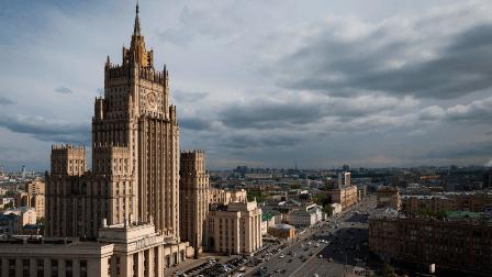 В РФ призвали защитить русскоязычное население Украины