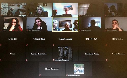 Сотрудники МДС приняли участие в видеоконференции, посвященной сохранению исторической памяти и миротворчеству