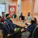 Русисты-первокурсники посетили Русский центр в Прешове