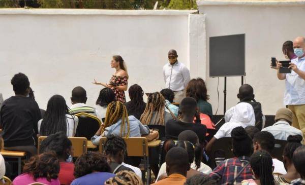Студентам в Замбии рассказали о российских вузах