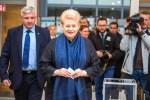 Экс-президент Д. Грибаускайте называет выборы голосованием за будущее