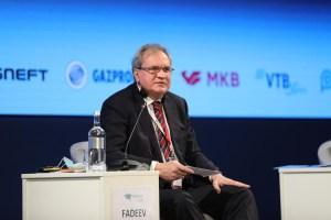Глава СПЧ Валерий Фадеев: «После пандемии старый мир уже не вернется»