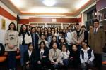 Русисты-старшекурсники в Пекине поделились опытом изучения русского языка с первокурсниками