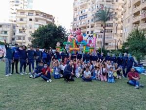 Соотечественники устроили для детей-сирот Египта праздник с блинами