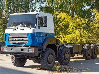 Автозавод «Урал» начал выпуск принципиально нового грузовика