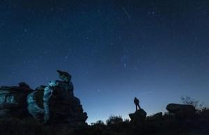 Сегодня можно наблюдать Ориониды, если прояснится небо