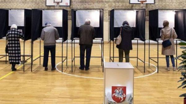 Экономисты о результатах первого тура выборов в сейм Литвы