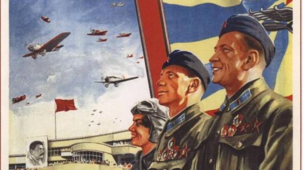 Британский генерал назвал монумент советским лётчикам в Шотландии данью уважения их подвигу