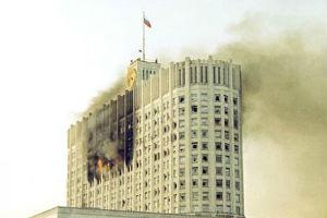 27 лет назад в Москве расстреляли «Белый дом»
