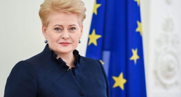 Грибаускайте стала кандидатом на пост главы Конференции будущего ЕС