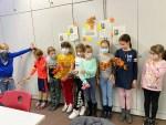 Дети из Нюрнберга читают стихи Есенина