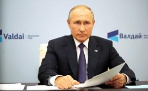 «Испытываю чувство гордости за Россию»: о чём говорил президент на заседании клуба «Валдай»