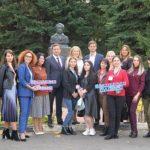 Форум «Искусство и русский язык — пространство возможностей» собрал молодёжь из разных стран