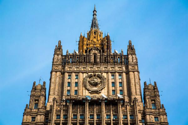 Москва призвала привлечь к ответу виновных в нападении на памятник советским воинам в Софии