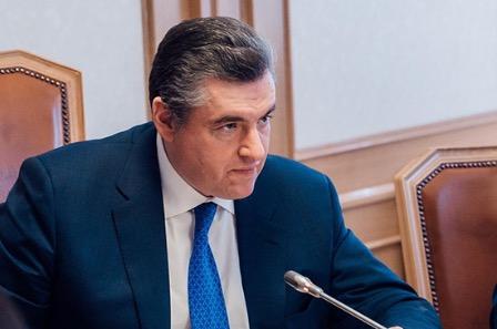 Слуцкий призвал латвийских властей отказаться от запрета георгиевской ленты