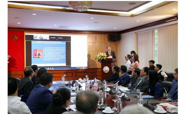 Конференцию в Ханое посвятили 70-летию сотрудничества России и Вьетнама в науке и образовании