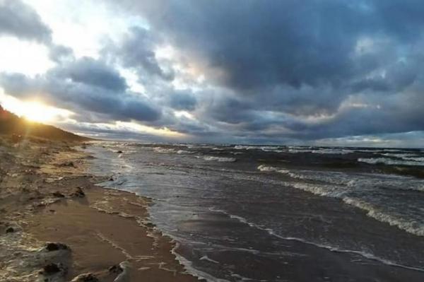 Может искупаться? Температура воды в море по-прежнему достигает +11 градусов