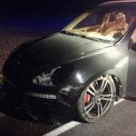13-летний мальчик на Porsche превысил скорость в 200 км/час